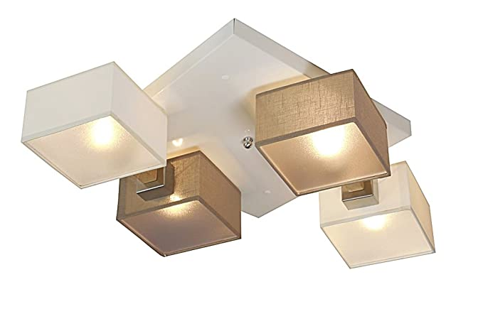 Lámpara de techo - WeRo Diseño barsa de 017d - Moderna ...