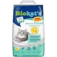 Biokats Bianco Fresh Hygiene Controll , clumping cat litter , 5Kg