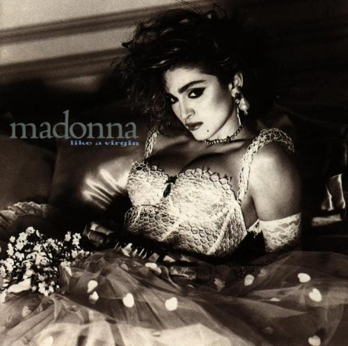 Madonna: Like a Virgin (Audio CD)