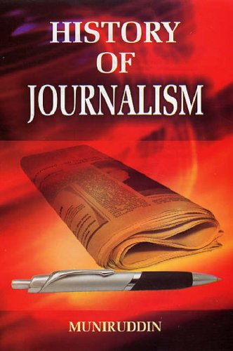 Read Online History of Journalism ebook