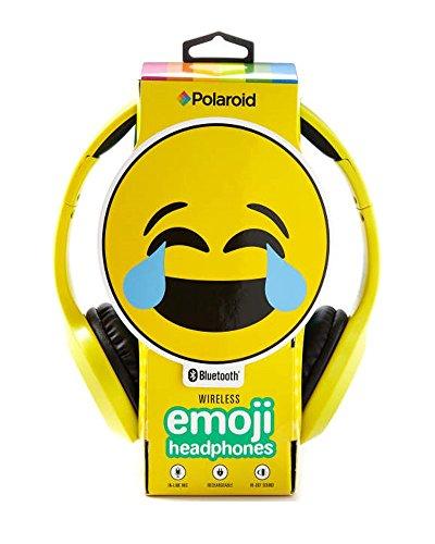 Top polaroid emoji wireless headphones for 2019