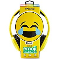 Emoji Wireless Headphones Cry Laugh