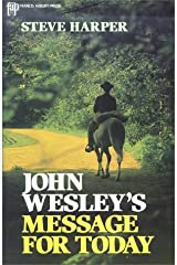 John Wesley's Message for Today Paperback