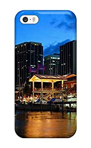 Alicia Russo Lilith's Shop Premium Iphone 5/5s Case - Protective Skin - High Quality For Miami City 5944921K74848145