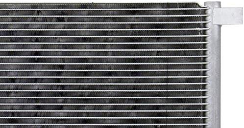 Sunbelt A//C AC Condenser For Saturn SC1 SC2 4586 Drop in Fitment
