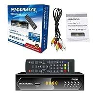 Conversor Digital Para Tv Função Gravador Novadigital Dtv-100