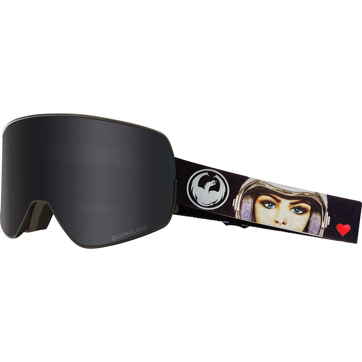 0dca3229f88c Amazon.com   Dragon NFX2 Signature Series Goggles - Men s Blake Paul  Sig Dark Smoke Plus Lum Rose