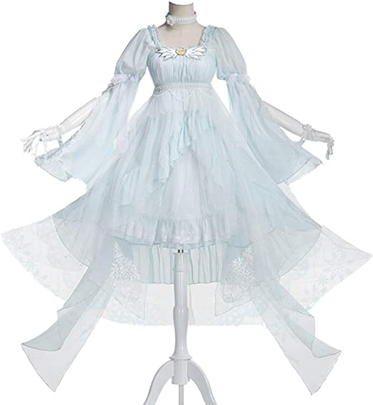 Diamondia Lolita Cosplay del Vestido, Traje de Kawaii del Cielo ...