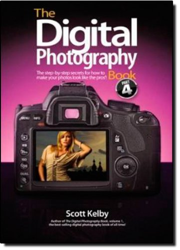 Scott Kelby, author of The Digital Photography Book (the best-selling digital photography book of all time), is back with another follow-up to his smash best-seller, with an entirely new book that picks up right where volume 3 left off. It's even mor...