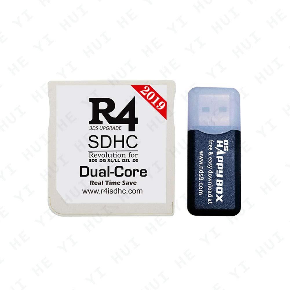 2019 Dual-Core SDHC para DS - DS Lite - DSi - DSi XL: Amazon.es ...
