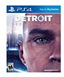 Video Games : Detroit Become Human - PlayStation 4