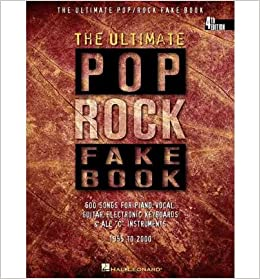 Book [(The Ultimate Pop/Rock Fake Book: C Edition )] [Author: Joel Whitburn] [Feb-1997]