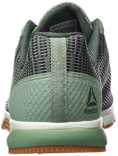 Speed Flexweave De 0 industri Para Zapatillas chalk Deporte Tr Reebok Mujer Multicolor Green w4UqxE