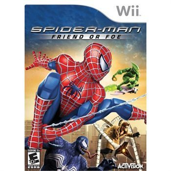 Foe Wii - Spider-man:friend or Foe/wii