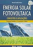 capa de Energia Solar Fotovoltaica. Conceitos e Aplicações