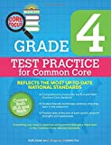 img - for Barron's Core Focus: Grade 4 Test Practice for Common Core book / textbook / text book
