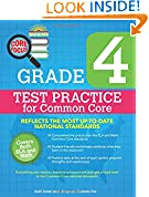 #4: Barron's Core Focus: Grade 4 Test Practice for Common Core