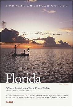 Book Florida (Compass American Guides)