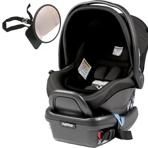 Peg Perego – Primo Viaggio 4-35 Car Seat w Back Seat Mirror – Atmosphere Review