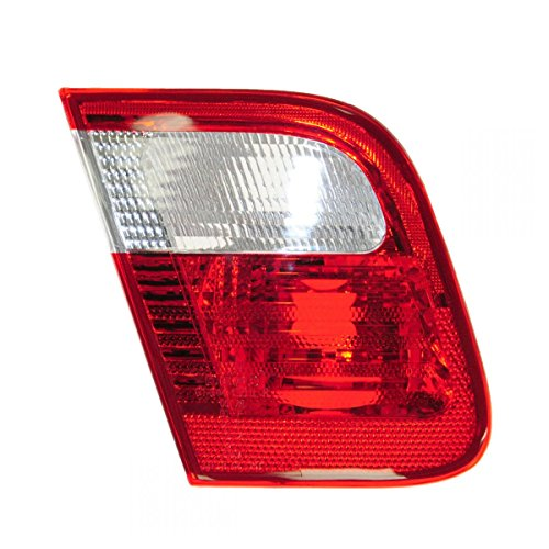 Inner Trunk Mounted Tail Light Lamp Driver LH Left for 320i 323i 325i 328i (Inner Tail Light Lamp)
