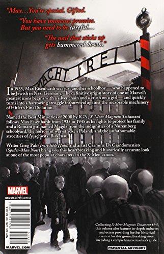 X-Men: Magneto Testament