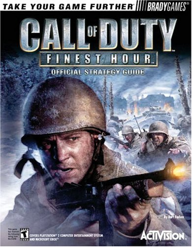 Price comparison product image Call of Duty(tm): Finest Hour Official Strategy Guide (Official Strategy Guides)