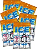 Icy Cools Penguin Reusable Ice Mat - 6 Pack