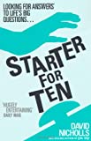 """Starter for Ten"" av David Nicholls"