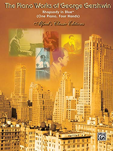 - Rhapsody in Blue: Sheet (Alfred's Classic Editions)