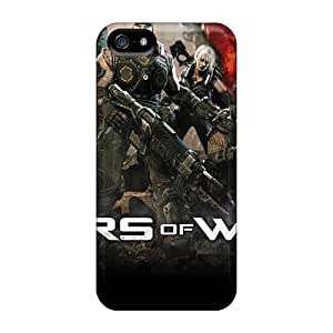Great Hard Phone Cases For Iphone 5/5s (udh17110AhZJ) Provide Private Custom Nice Gears Of War 3 Series