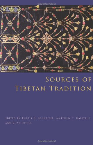 Sources of Tibetan Tradition (Introduction to Asian Civilizations) (Contribution Of Chinese Civilization To The World)