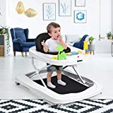 INFANS Foldable Baby Walker, 3 in 1 Toddler Walker