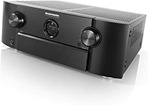 Marantz SR6015 9.2 Channel 8K AV Receiver with 3D Audio, HEOS Built-in and Voice Control