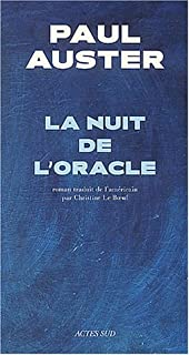 La nuit de l'oracle : roman