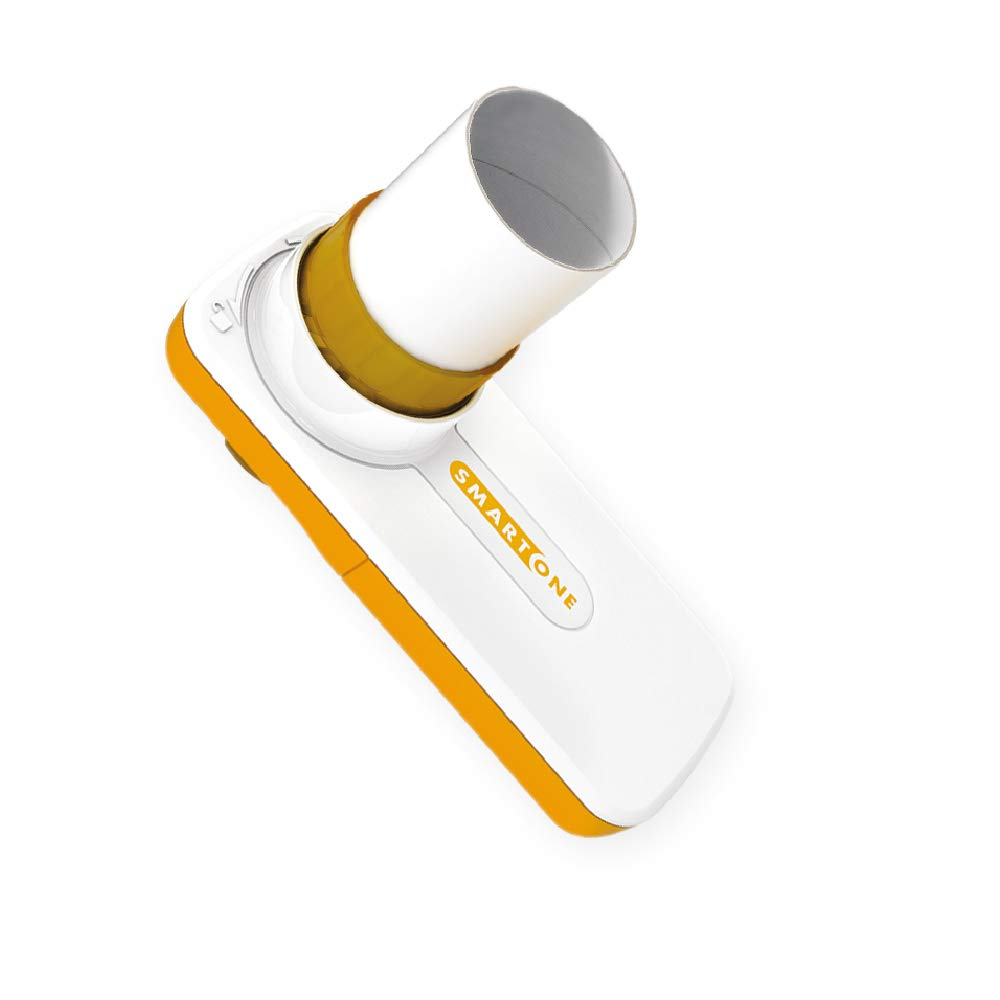 MIR Smart One PEF and FEV1 Personal Spirometer