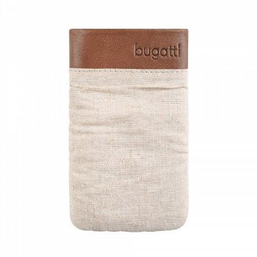 Elements twice Tasche Case safari beige von bugatti passend für Apple iPhone 3GS