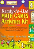 Ready-to-Use Math Games Activities Kit, Sandra J. Cameron and Jan Nesbit, 0876287178