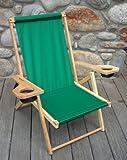 Cheap Blue Ridge Outer Banks Chair – Forest Green