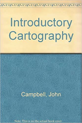 Book Introductory Cartography