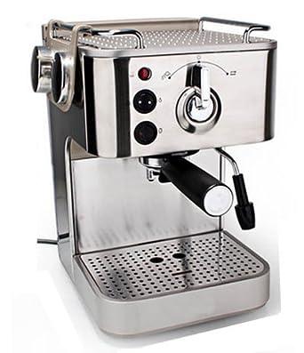 Semiautomático italiano 19 Bar Cappuccino Espresso Coffee Maker Máquina hacer café en casa 220 V - 240 V: Amazon.es: Industria, empresas y ciencia