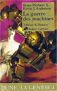 """Afficher """"Dune, la génèse n° 1 Guerre des machines (La)"""""""