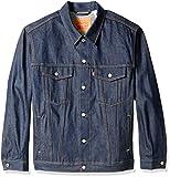 Levi's Men's Big and Tall Trucker Jacket, Rigid, 2XL