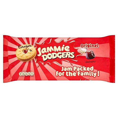 Jammie Dodgers Original Twin Pack - 280g