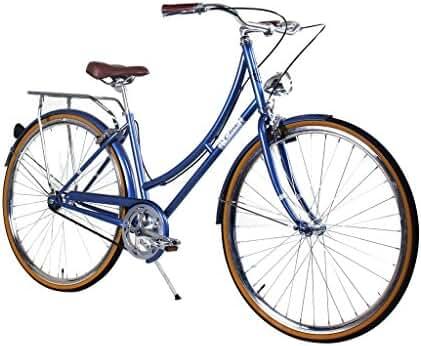 Zycle Fix Civic Women - Misty - Women City Series Single-Speed Urban Commuter Bike