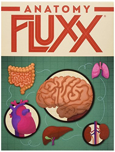 Fluxx Anatomy Card Game -