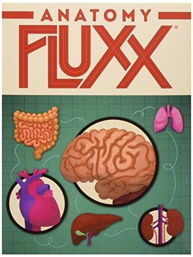 Looney Labs Anatomy Fluxx -