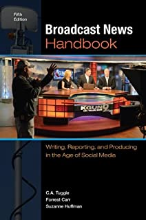 Associated press broadcast news handbook brad kalbfeld broadcast news handbook writing reporting and producing in the age of social media fandeluxe Gallery