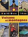 Volcans et montagnes par Zelvelder