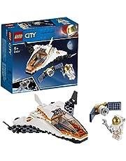 Lego 6251698    Lego City Satelliettransportmissie - 60224, Multicolor