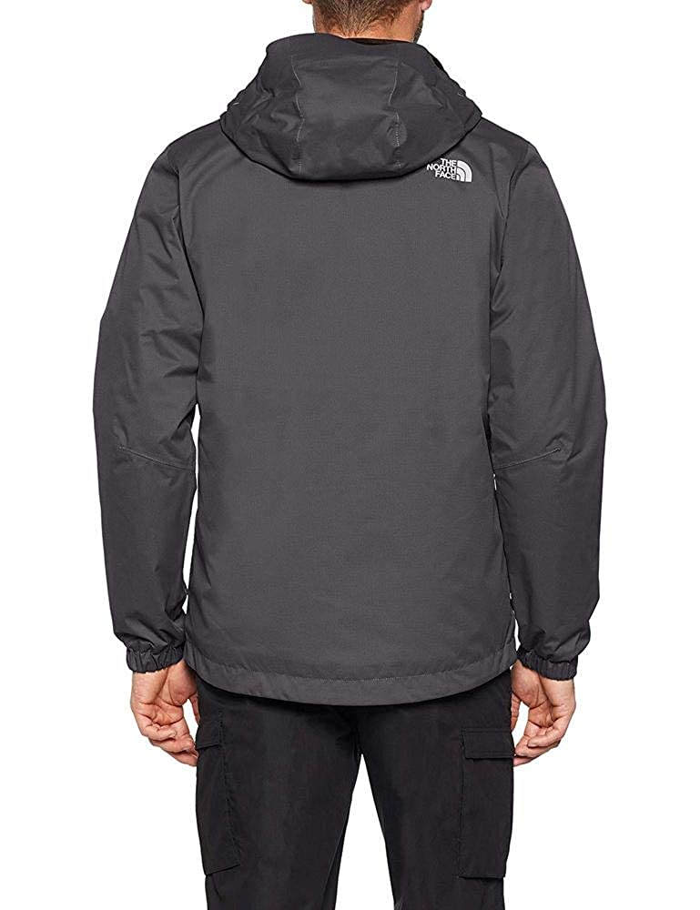 THE NORTH FACE Herren Quest Thermojacke Turkish Sea Black